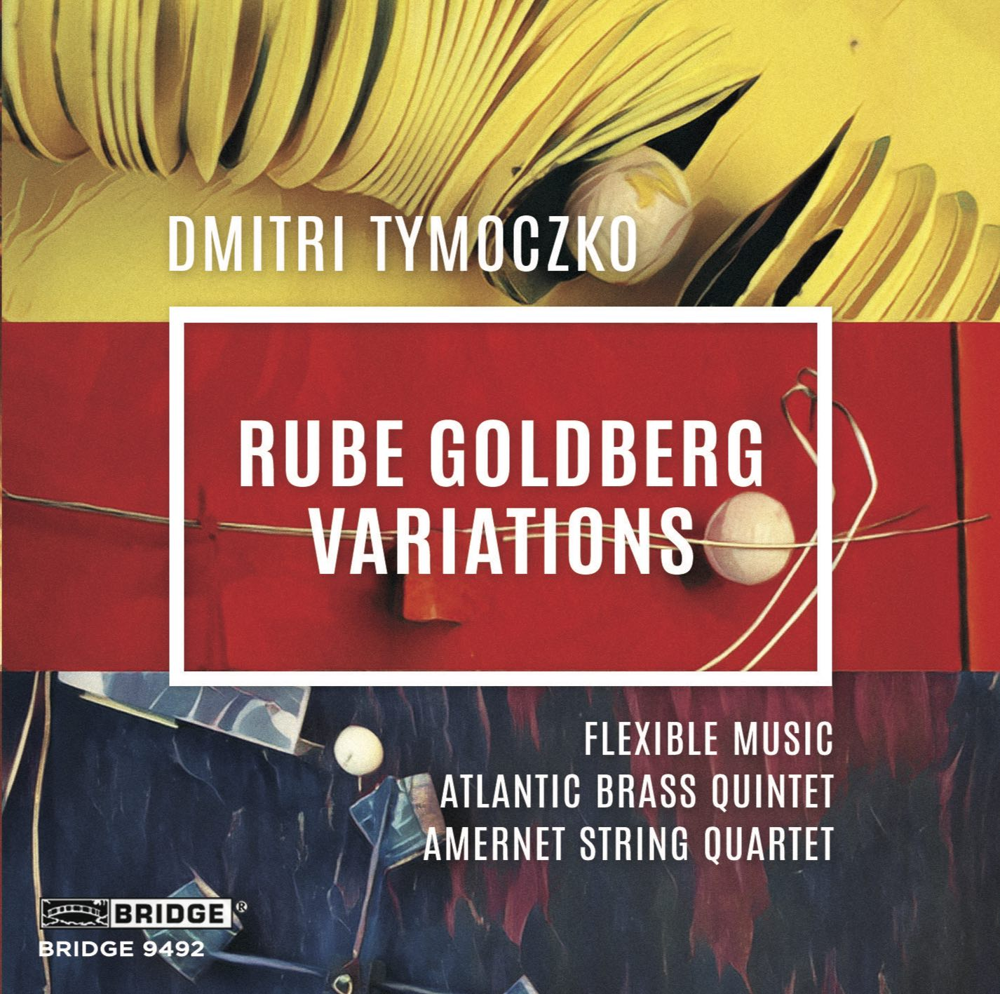 Rube Goldberg Variations               Cover